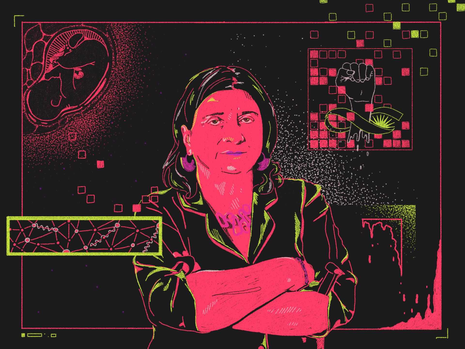 Ana Franchi: La base de la pirámide