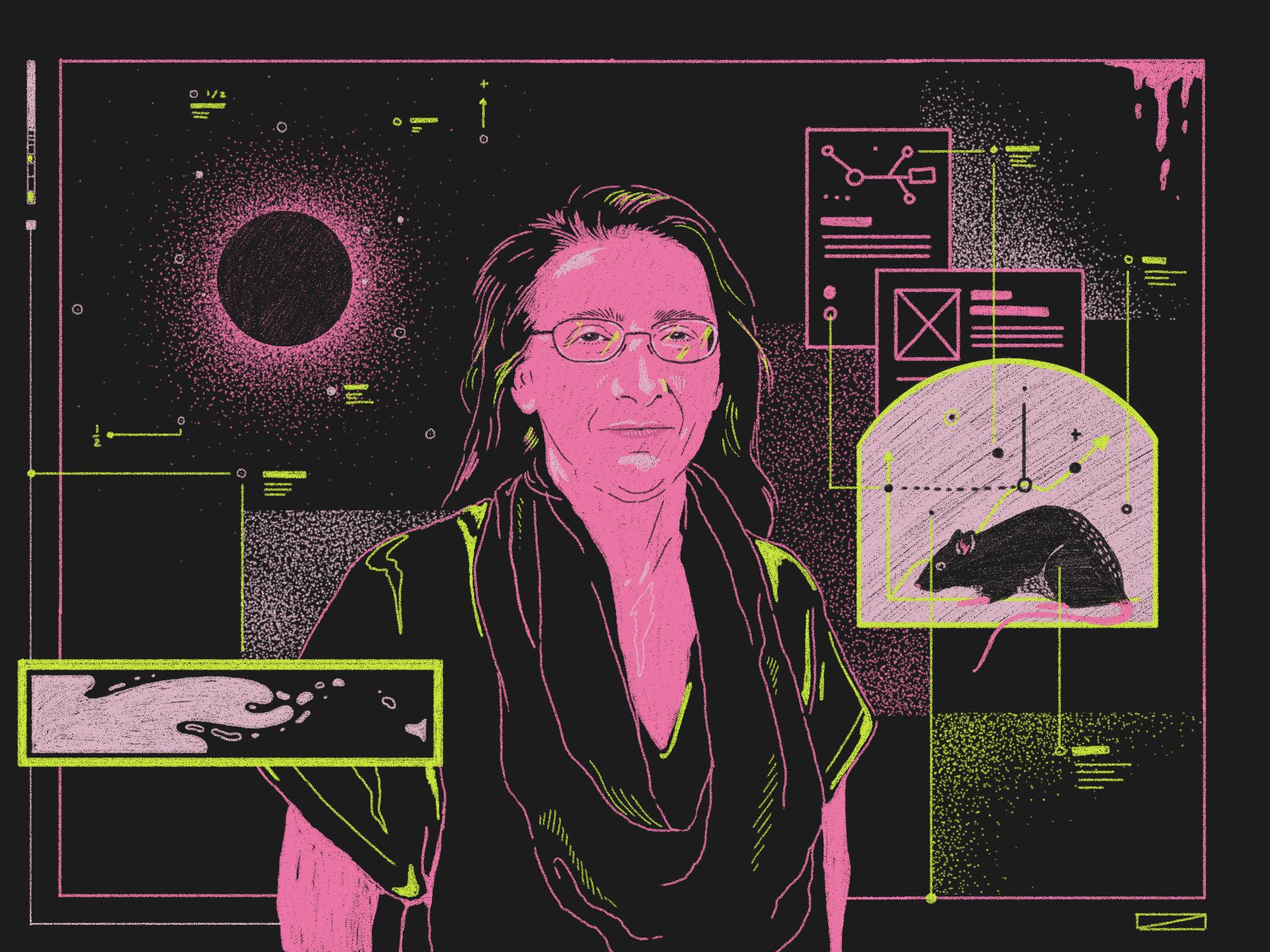 Ana María Vara: El motor de la curiosidad