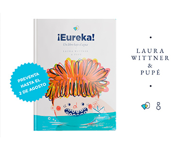¡Eureka! Un libro bajo el agua